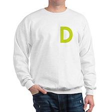 WHITE_DDD_LION Sweatshirt