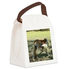 Big Time Itch! Canvas Lunch Bag