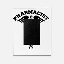 Pharmacist-1---blackonwhite Picture Frame