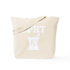 CPHT-2-whiteonblack Tote Bag