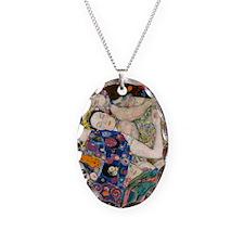 Pillow Klimt V Necklace