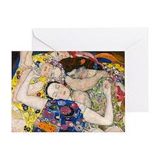 Bag Klimt V Greeting Card
