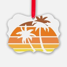nebraskaBeach1A Ornament