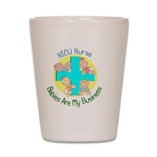 NICU Nurse Shot Glass
