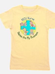 NICU Nurse Girl's Tee