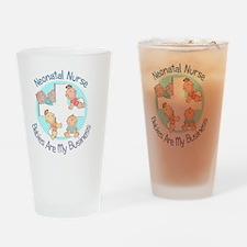 Neonatal Nurse Drinking Glass