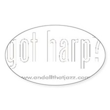 harp Decal