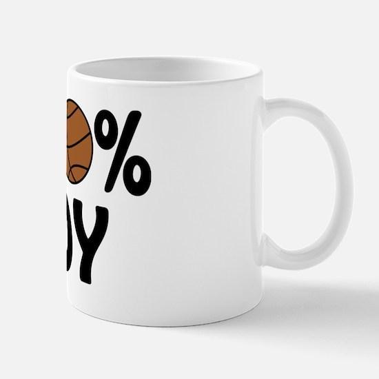 100% Boy Mug