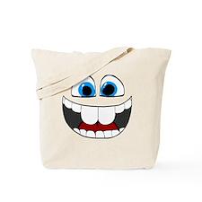 Smilie1-HappyNoFace Tote Bag
