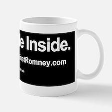 Dogs Against Romney bumber-yorkie-I rid Mug