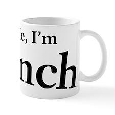 kissMeFrenchA Mug