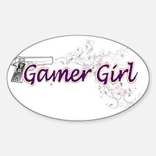 Gamer Girl Decal