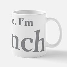 kissMeFrenchC Mug