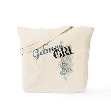 Gamer girl grunge Tote Bag