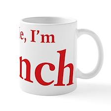 kissMeFrenchE Mug