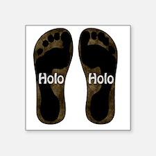 """Holo Holo Square Sticker 3"""" x 3"""""""