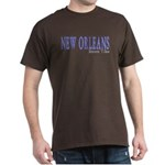 New Orleans Streets Dark T-Shirt