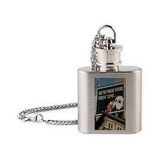 PhantonDroid Flask Necklace