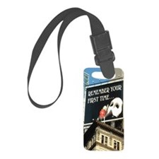 PhantonDroid Luggage Tag