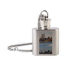 2SkylinesDroid Flask Necklace