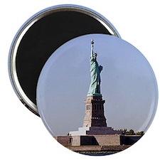 StatueFieldBag Magnet