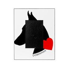 heartsilhouette Picture Frame