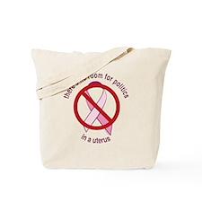 ProChoice_V7_Ute_rndMgnt7x7 Tote Bag