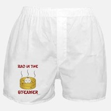 bao alt new white copy Boxer Shorts