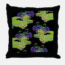 MGRoyaltyGpbk460ip Throw Pillow