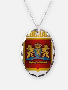 Nederland Gold Necklace