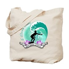 i Love salt Tote Bag