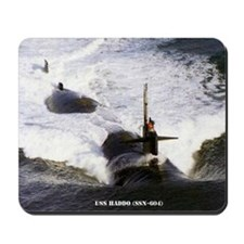 haddo large framed print Mousepad