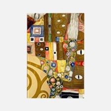 441 Klimt Ful Rectangle Magnet