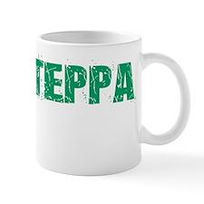dubsteppa Assasin (green) down20 Small Mug