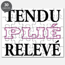 tendu_pink_outline Puzzle