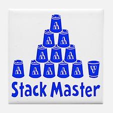 blue2, Stack Master 1, ck retro shado Tile Coaster