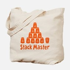 orange2, Stack Master 1, ck retro shadowe Tote Bag