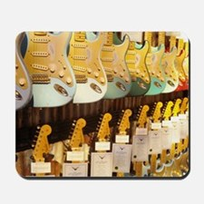GUITAR HEAVEN Mousepad