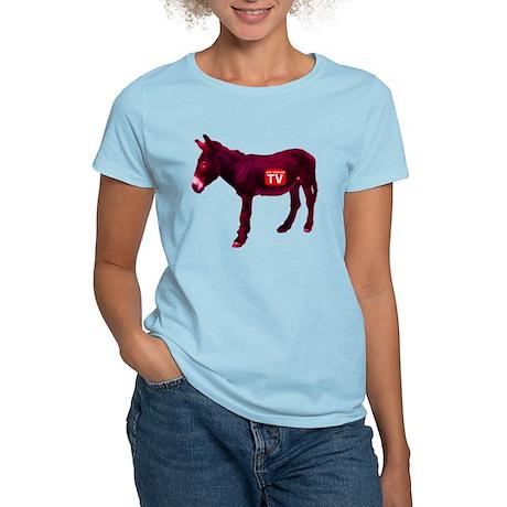 Ass Seen On TV Women's Light T-Shirt