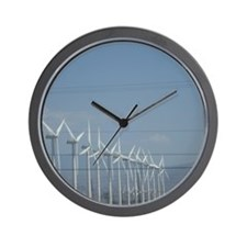 WINDMILLS Wall Clock