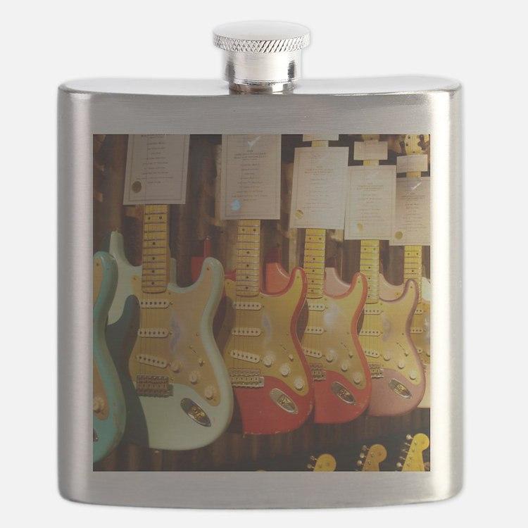 ROCK N ROLL Flask