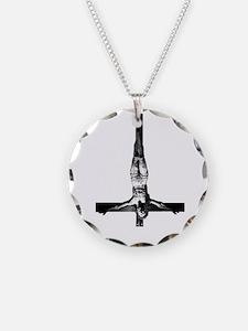 black-metal-elitist-ZUH Necklace