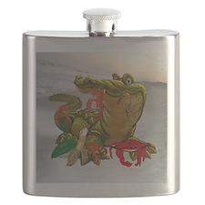 Bayou Buddies Flask