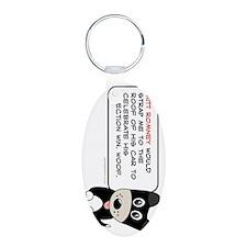 romney-dog-dog-dog Keychains