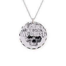 IN-GRIND-WE-CRUST-ZUH Necklace