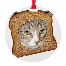 Cat Breading 02 copy Ornament