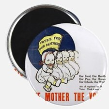 ART Give Mother the Vote 2 Magnet