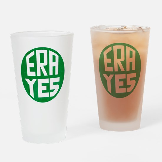 ART ERA YES Drinking Glass