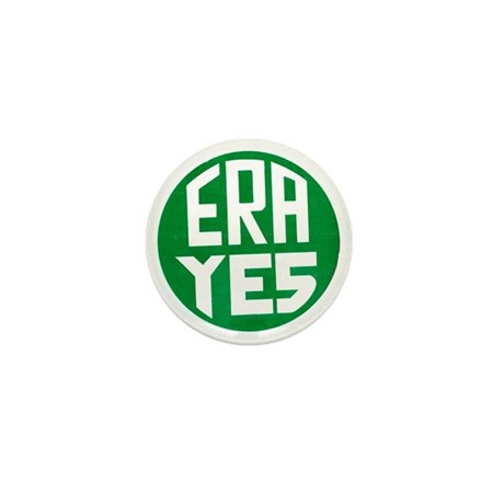 ART ERA YES Mini Button