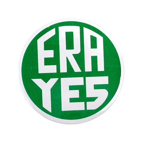 "ART ERA YES 3.5"" Button"